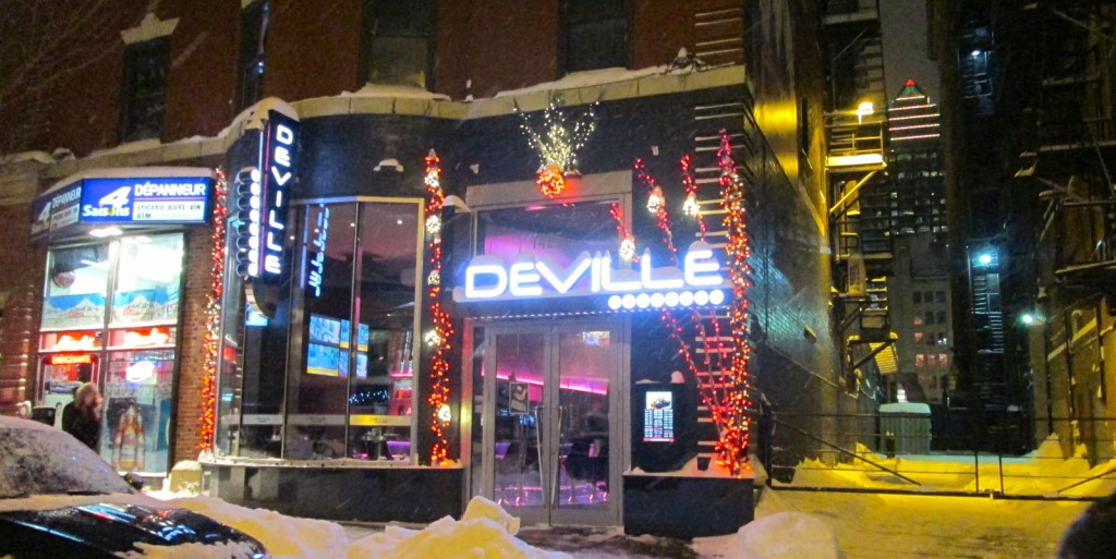 Deville Dinerbar out