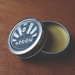 Groom Moustache Oil