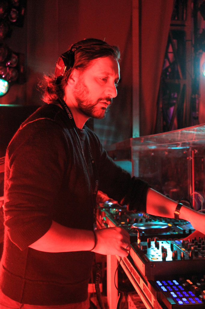 Igloofest January 31 2014. DJ Sharam. Photo Lili Hudecova.