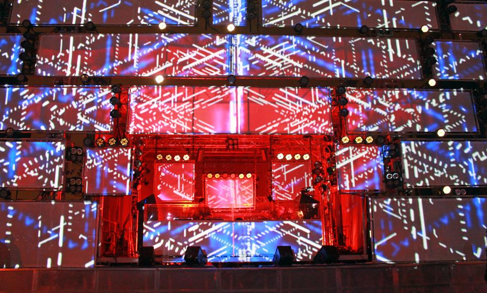 DJ Sety at Igloofest. Feburary 7, 2014. Photo Liliane Hudecova.