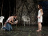 Patrick Costello as Constantine and Shannon Currie as Nina in the Seagull. Photo by Andrée Lanthier.