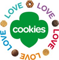 Girl Scout Cookies Love