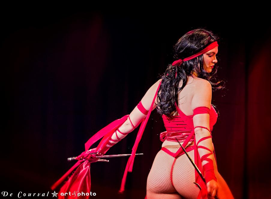 Elektra. Photo Michel Poulin