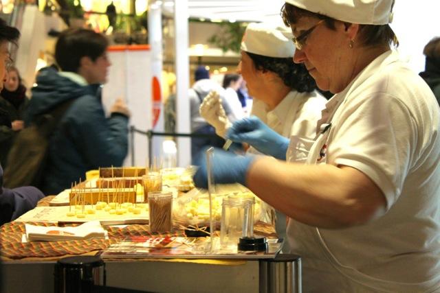 Fete du fromages d'ici. Photo Annie Shreeve