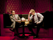 Graham Cuthbertson & R.H. Thomson . Glengarry Glen Ross. Photo Andrée Lanthier.
