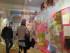 Nuit Blanche. Pink Aisle. Beth Frey Exhibit. Photo Rachel Levine