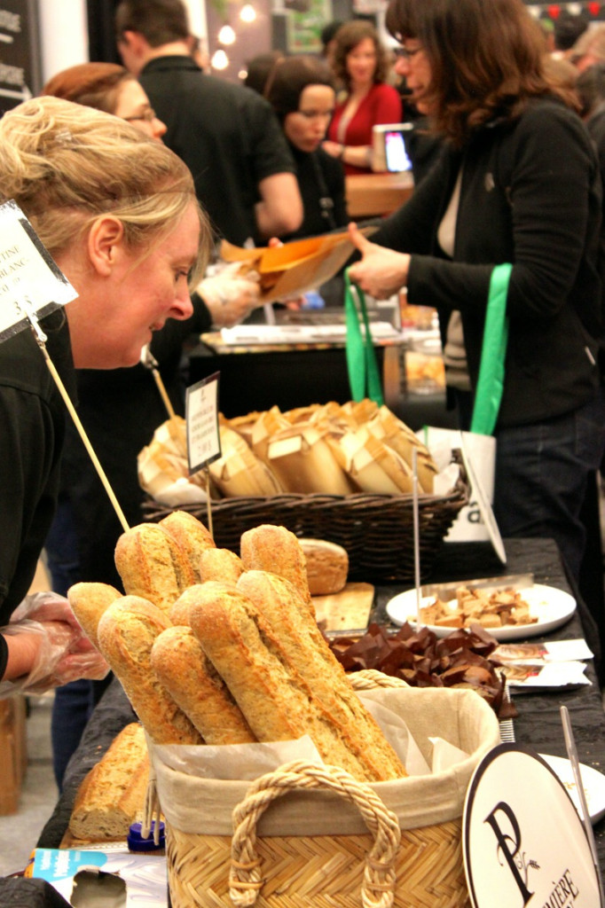 Expo Manger Sante et Vivre Vert. Photo Annie Shreeve