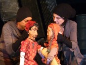 The Aeneid. Photo Talisman Theatre