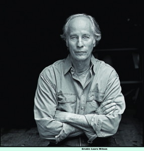 Richard Ford. Photo Laura Wilson.