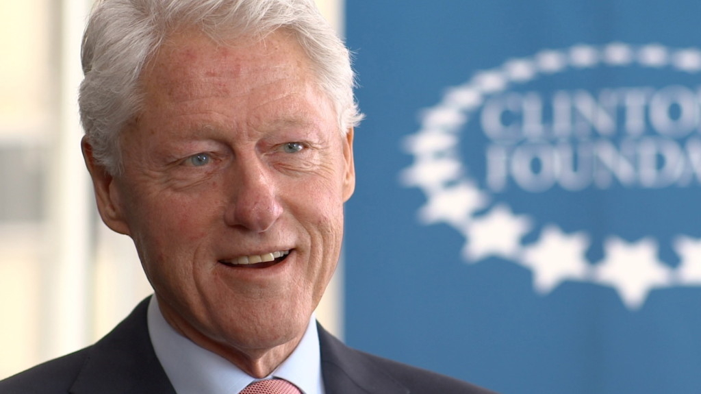 Fed Up. Bill Clinton