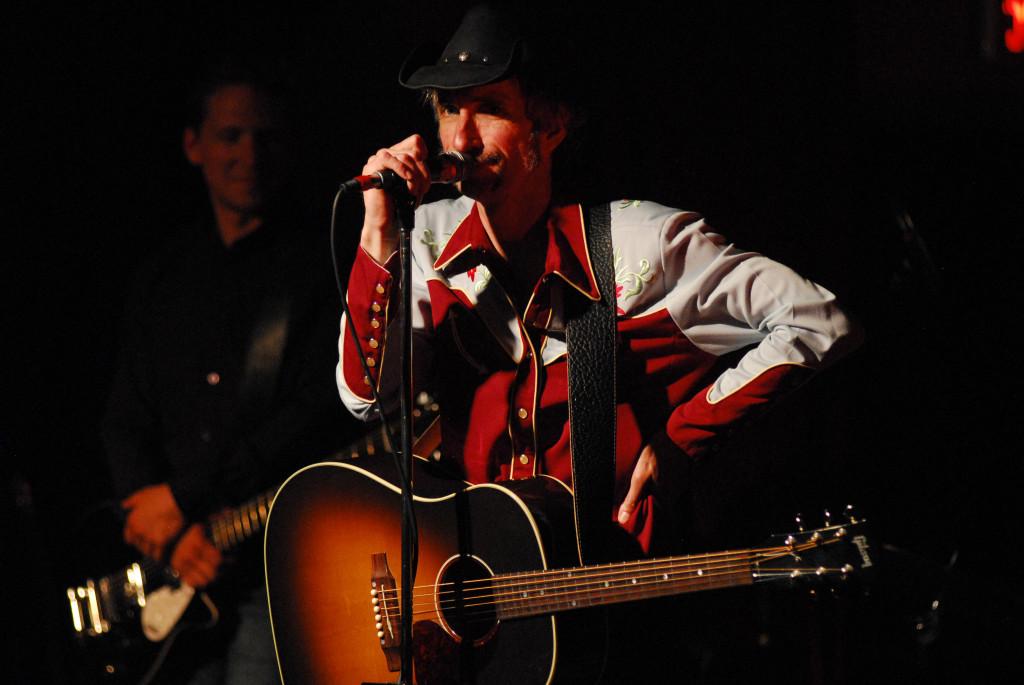 Eric Goulet live at La Vitrola