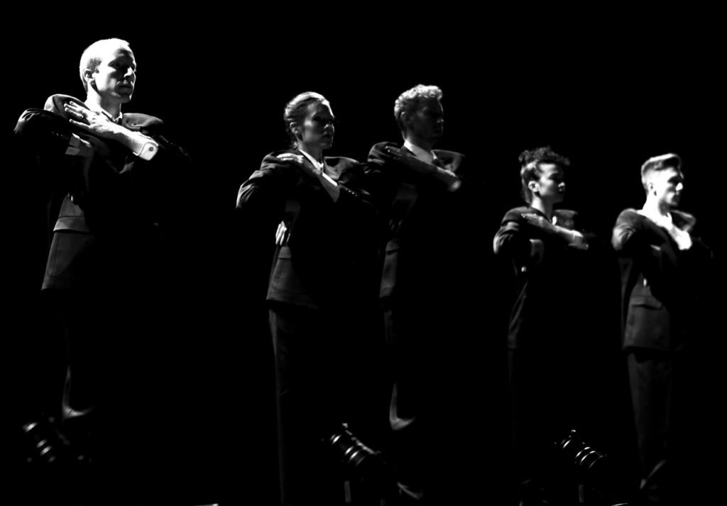 Grands Ballets. Photo Fernando Landin