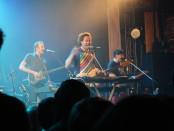 Royal Canoe at Corona Theatre. Photo Rachel Levine