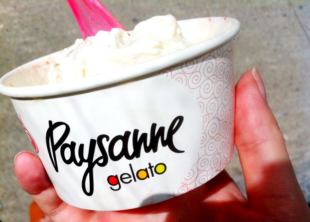 Paysanne Gelato. Photo Kim Hachey.