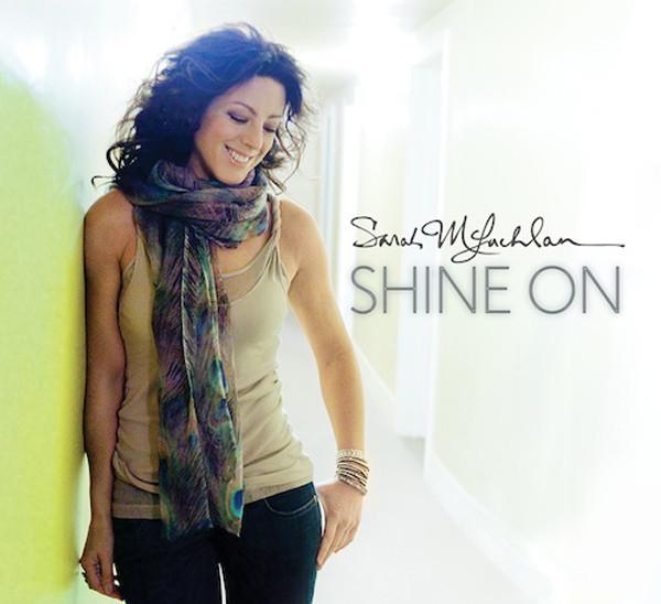 Sarah McLachlan Shine On Album Cover