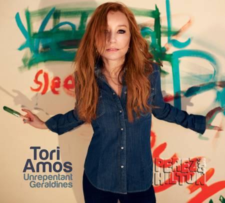 Tori Amos Unrepentant Geraldines album cover