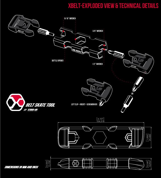 xbelt details