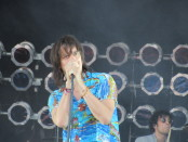 The Strokes at Governor's Ball 2014 New York. Photo by Robyn Homeniuk