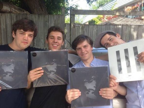 badbadnotgood with album