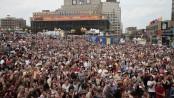 montreal jazz fest crowd