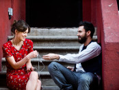 KEIRA KNIGHTLEY and ADAM LEVINE star in Begin Again