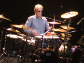 Ginger Baker at Montreal Jazz Fest 2014.