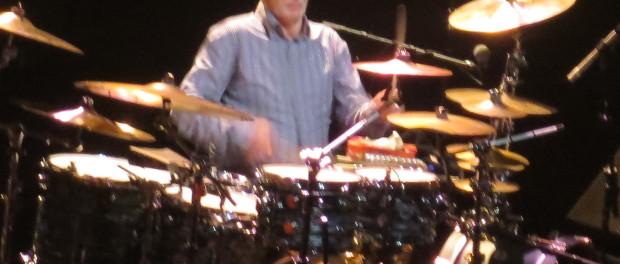 Ginger Baker at Montreal Jazz Fest 2014.