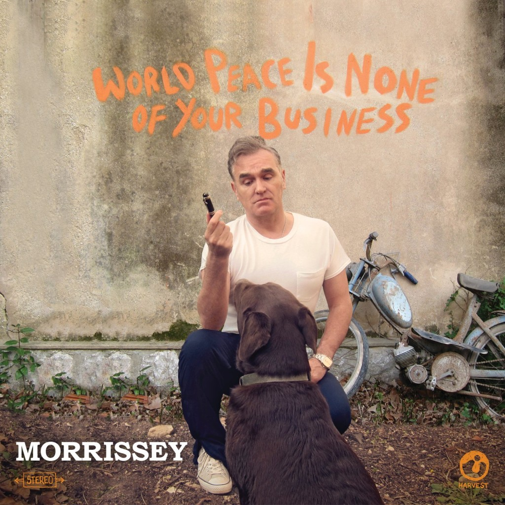 morrissey world peace is none of yoru business