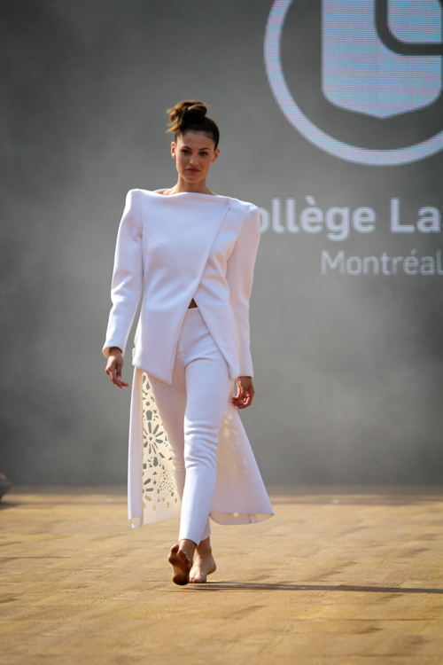 Lasalle. Montreal Fashion Mode and Design. Photo Magali Crevier.