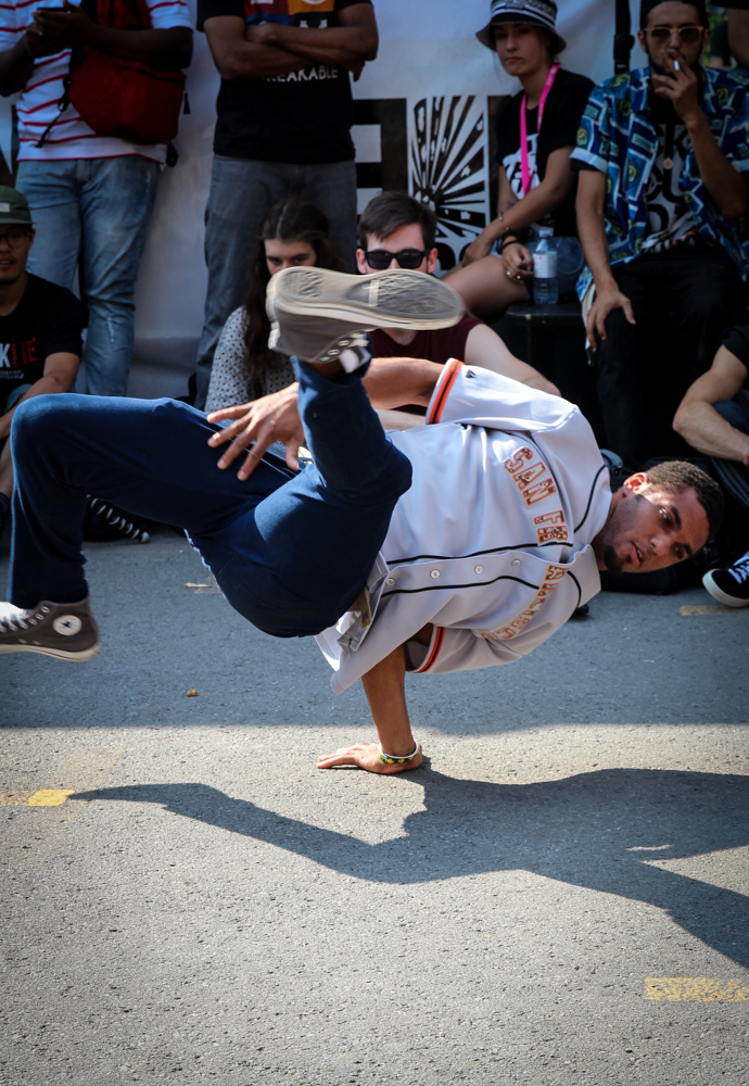 Breakdance. Under Pressure 2014. Photo Magali Crevier.