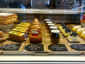 Desserts at Patisserie Rhubarbe. Photo by Annie Shreeve