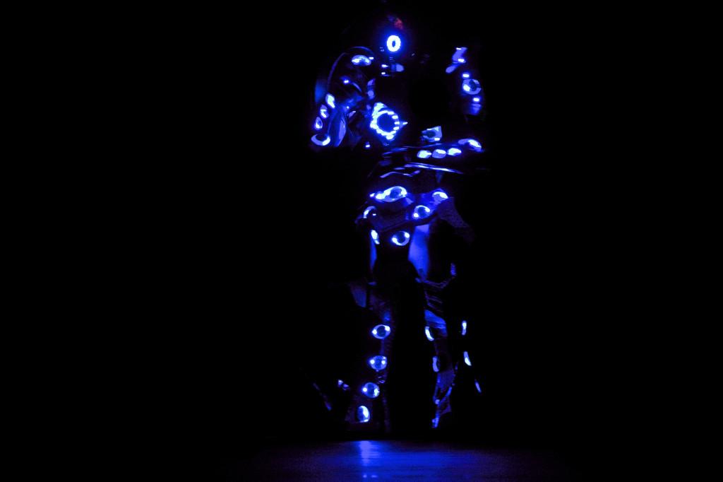 Robot. parade. Otakuthon. Photo Michael Bakouch.