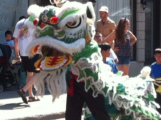 le Festival Marionnettes plein la rue