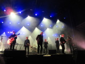 The National performing at Ottawa Folk Festival. photo by Robyn Homeniuk