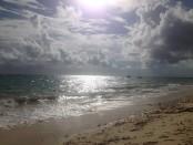 Ocean View Dominican Republic Punta Cana 2014 by Victoria Shinkaruk