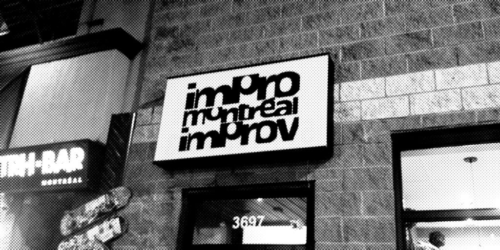 MONTREAL IMPROV by Victoria Shinkaruk
