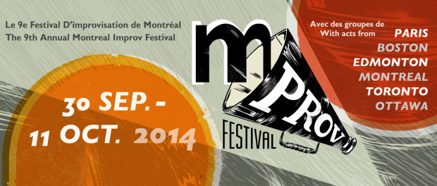 MPROV: The 9th Annual Montreal Improv Festival