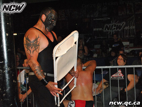 darkko and guenette, northern championship wrestling.