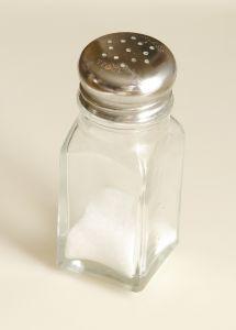 salt shaker low salt