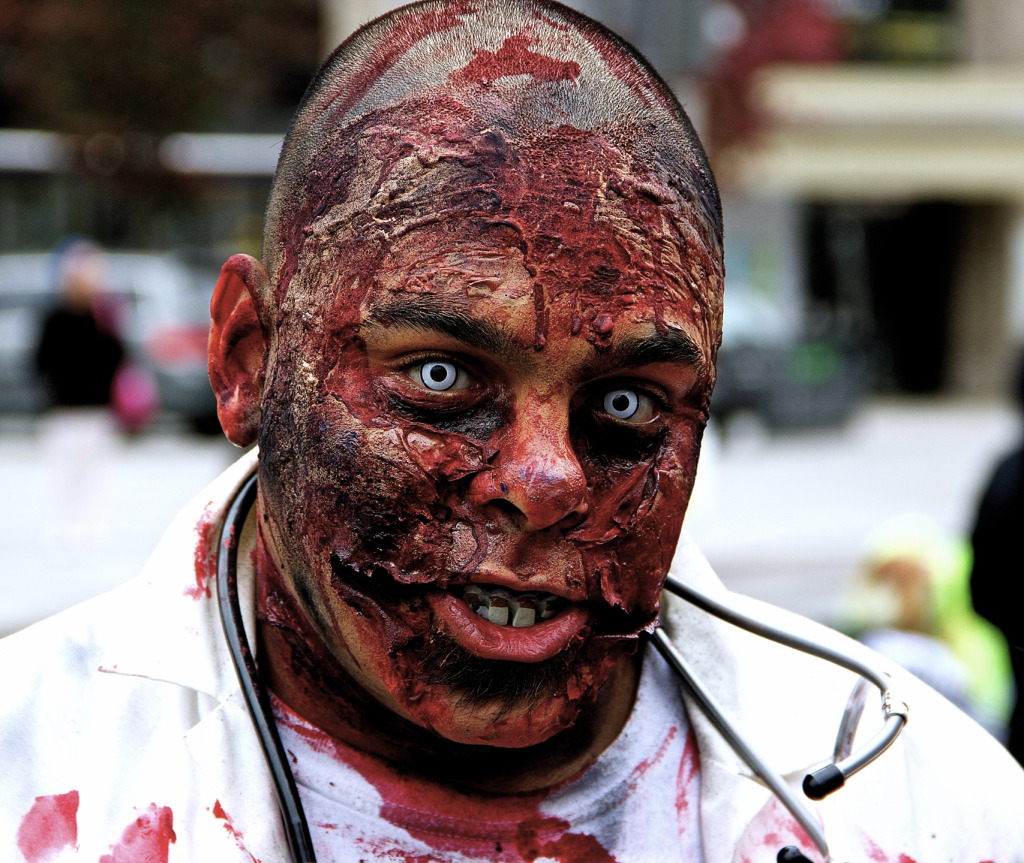 19.Zombie doc