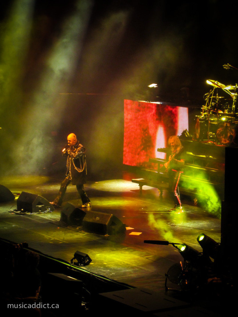 Judas Priest - Bell Centre October 6th 2014 Photo by Jean-Frederic Vachon