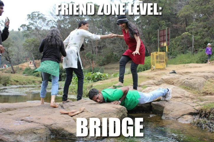 Friendzone Level Bridge