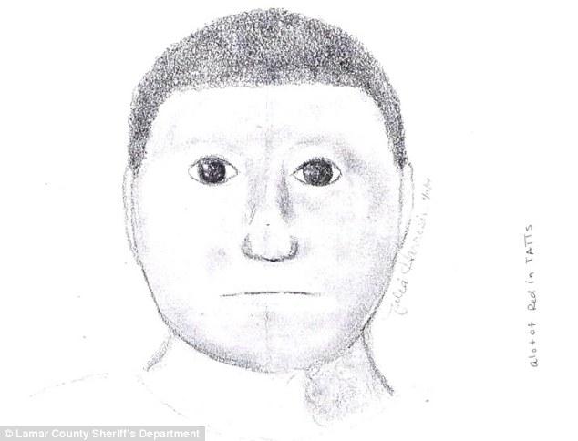 police sketch fail from lamar county Paris