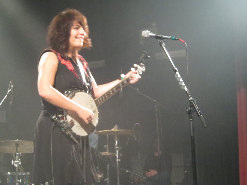 Lisa LeBlanc. Club Soda. M for Montreal. Photo Rachel Levine