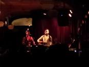 MBF On stage. Photo Stephanie Weiner. Quai des Brumes