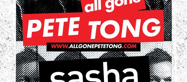 Pete Tong and Sasha Flyer. New City Gas.