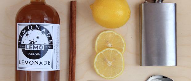 Recipe wood. Lemo Lemonade