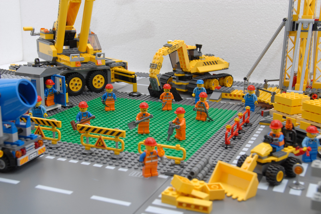 lego construction