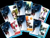 werewolf cards. jenny donovan kickstarter