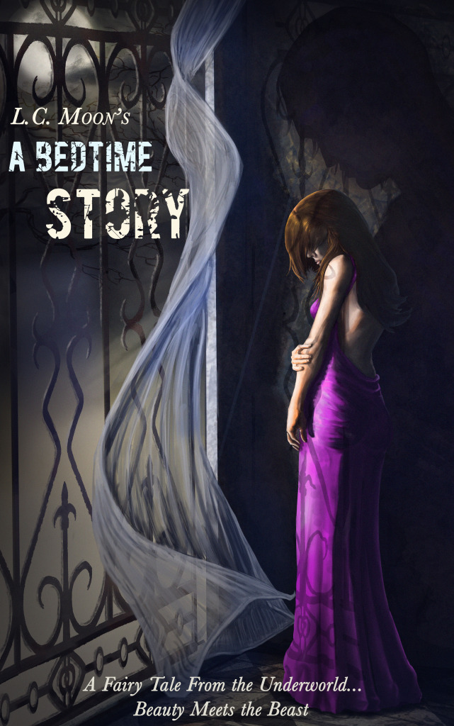 5 Couvert - Book cover A Bedtime Story